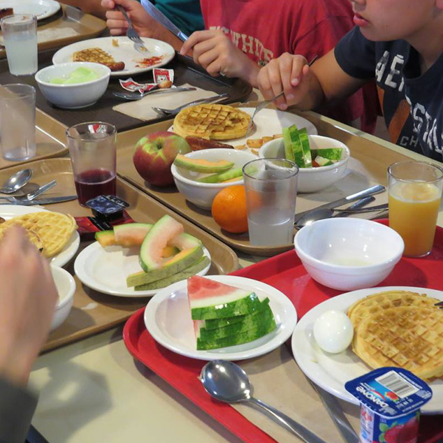 Déjeuners santés